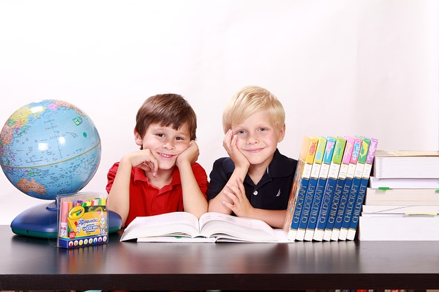 zeměpis a chlapci
