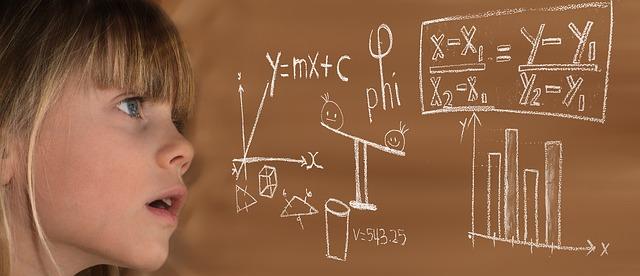 matematika a dítě