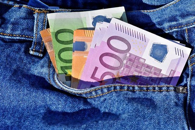 Příležitost, jak získat peníze