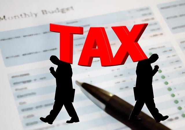 daňové přiznání formulář
