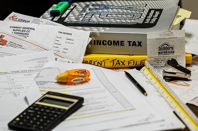 výpočty daní
