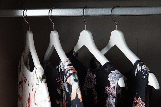 ukládání oblečení